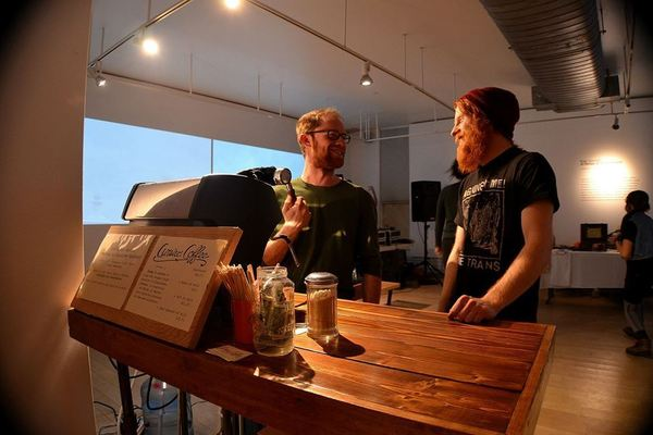 Cursive Coffee's Brick-and-Mortar Plans Part of a Growing Vermont Coffee Community