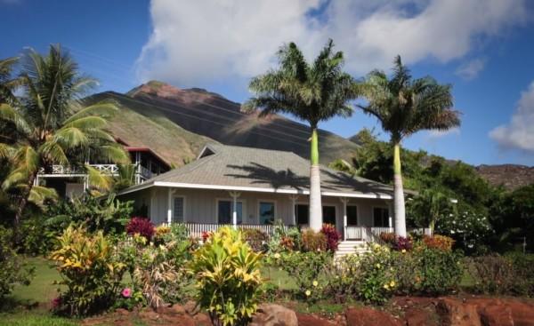 hawaii coffee plantation house