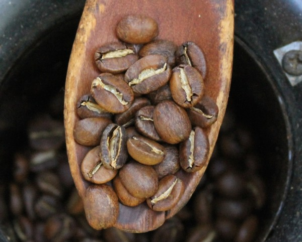 A Quantitative Description of the Sounds of Cracks During Roasting