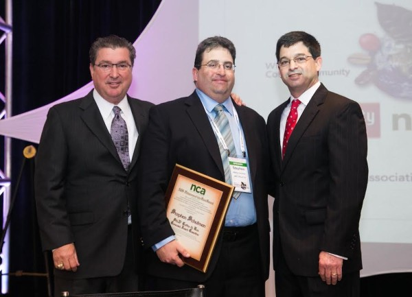 S&D's Stephen Schulman Wins 2014 NCA Volunteer of the Year Award