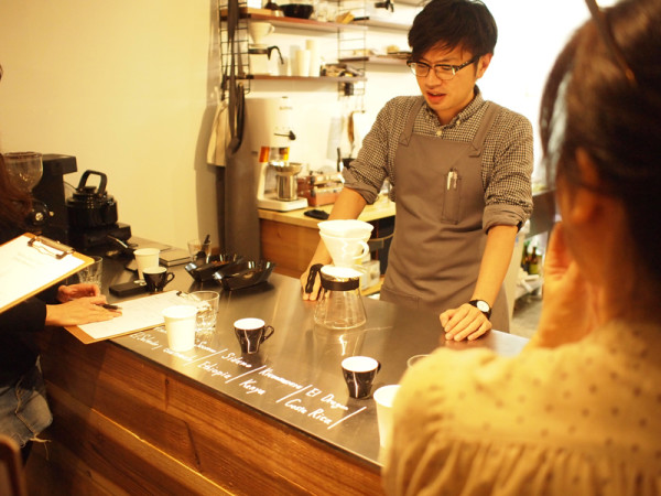A Brief Tour of Five of the Best Micro Roasteries in Tokyo Right Now