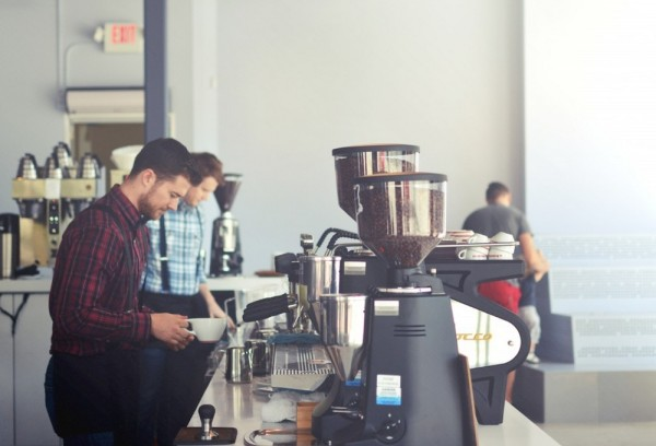 Inside DTLA's Newest Coffee Bar, The Classic