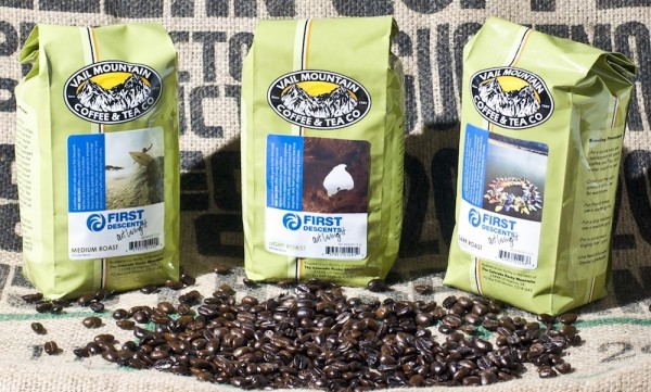 First Descents Partners with Vail Mountain Coffee for Charitable Coffee Blends