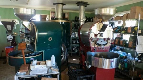 production roasters hilo coffee