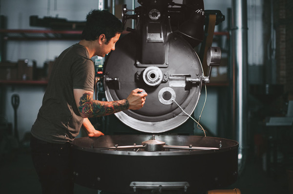 Metric Roastmaster Xavier Alexander on Method, Buying Online Machinery and Why Not to Be a 'Hard On' About Coffee