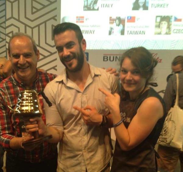 stefanos domatiosis world brewers cup champion
