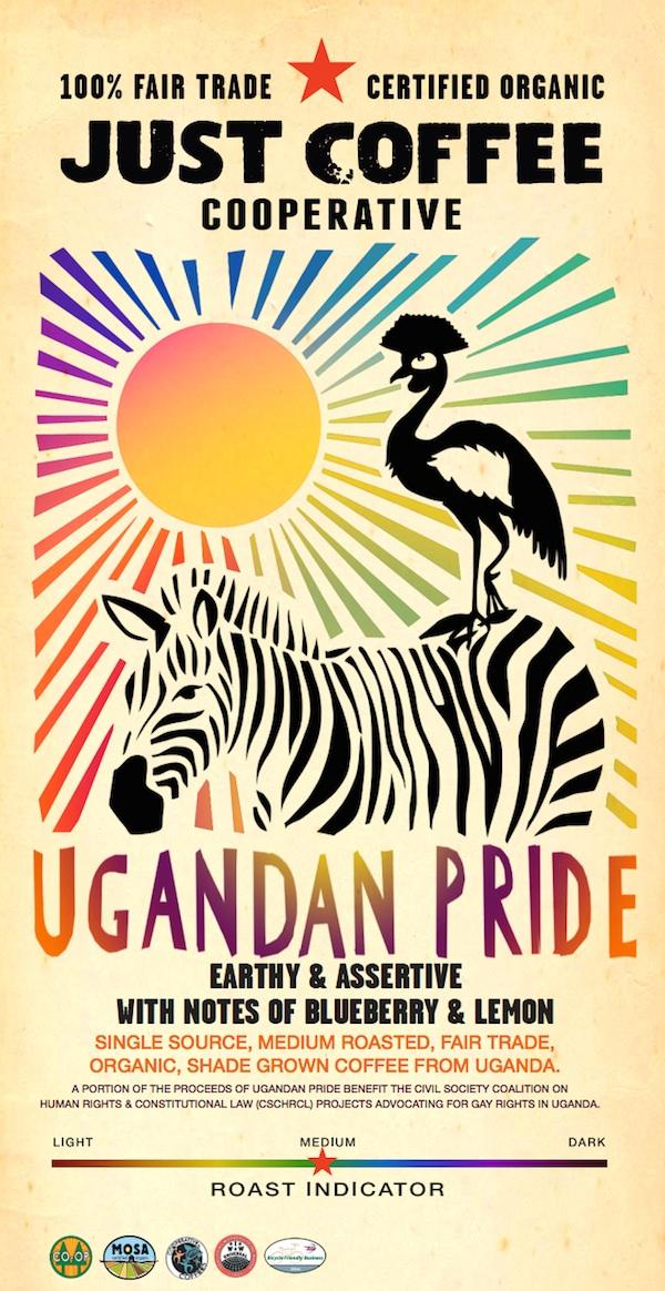 just coffee ugandan pride