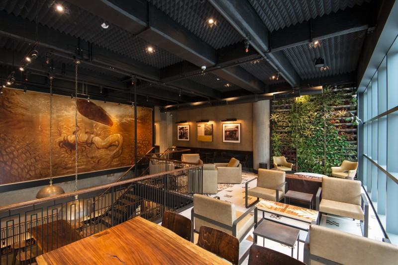 Inside Starbucks Three Story Colombian Flagship Store In Bogota