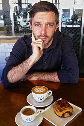 Handsome Coffee Co-Founder Michael Phillips Introspective as the Brand's Sun Sets