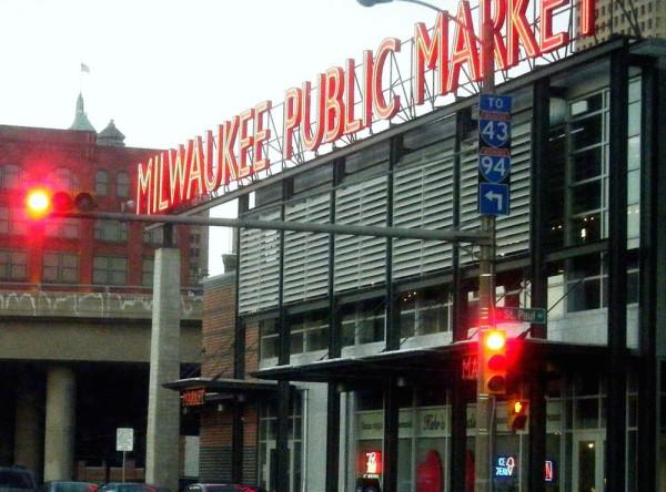 milwaukee public market sign