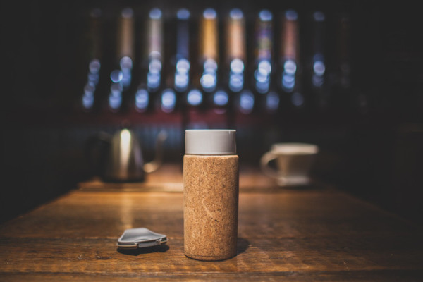 This Week in Kickstarter: The Cortica Cork and Porcelain Travel Mug
