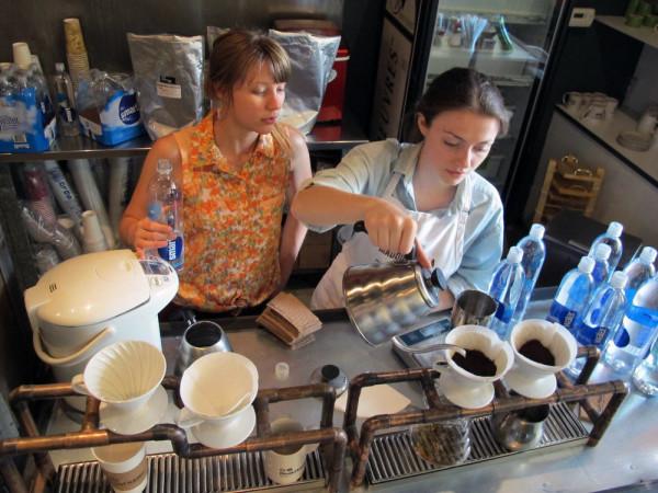 bleak house coffee toledo water ban