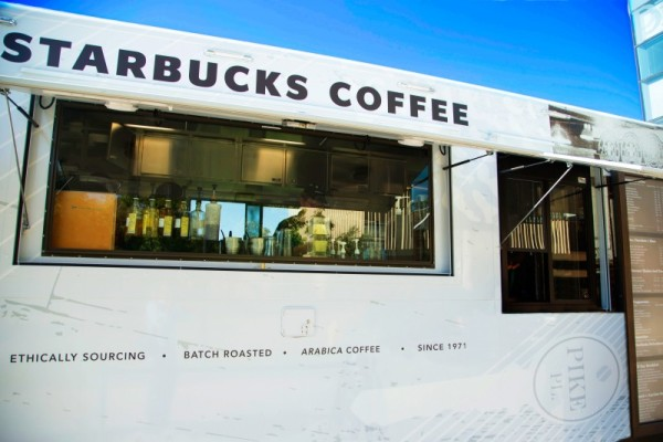 Starbucks Piloting Mobile Trucks at Three U.S. College Campuses