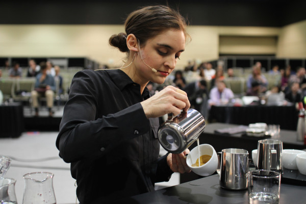 big eastern coffee championship