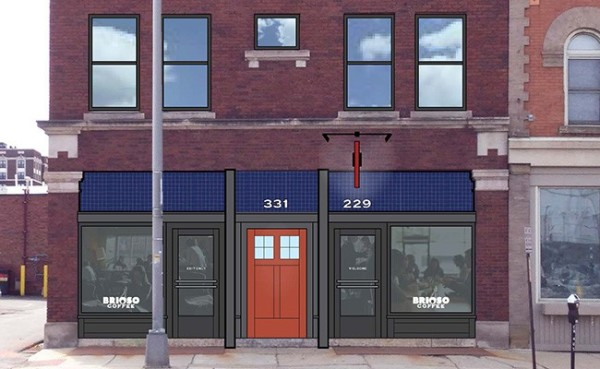 Coming to Columbus: A New Bar and Roasting HQ for Brioso Coffee