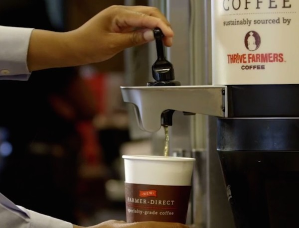 Direct Trade Fast Food Coffee? Chick-Fil-A Announces Deal with Thrive