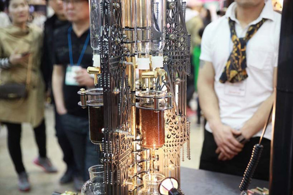 Say Hello to Gothicism: The Goth-Steampunk-Dutch-Korean Cold Brewer