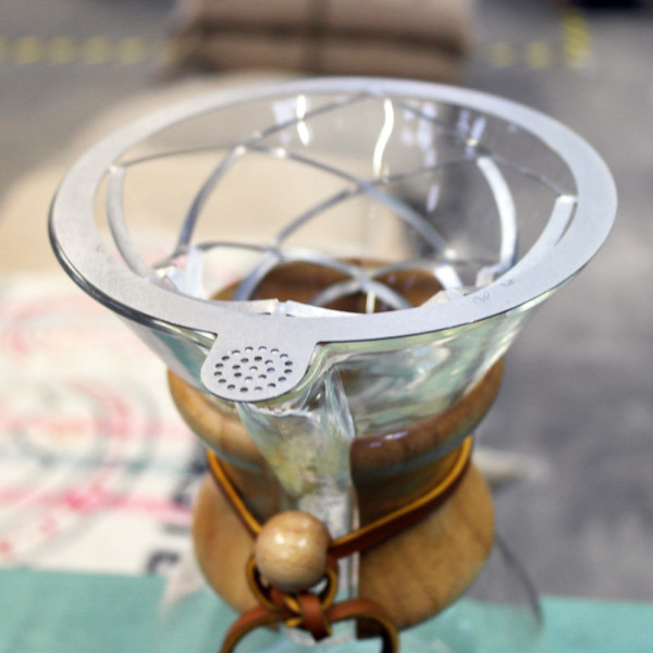 AltoAir with Chemex