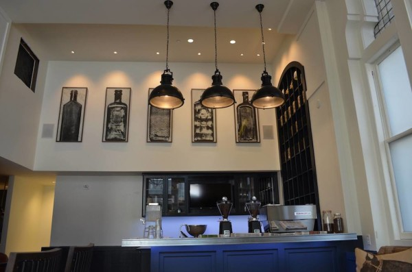 Inside Denver's Newest Craft Coffee Bar, The Study at Hotel Teatro