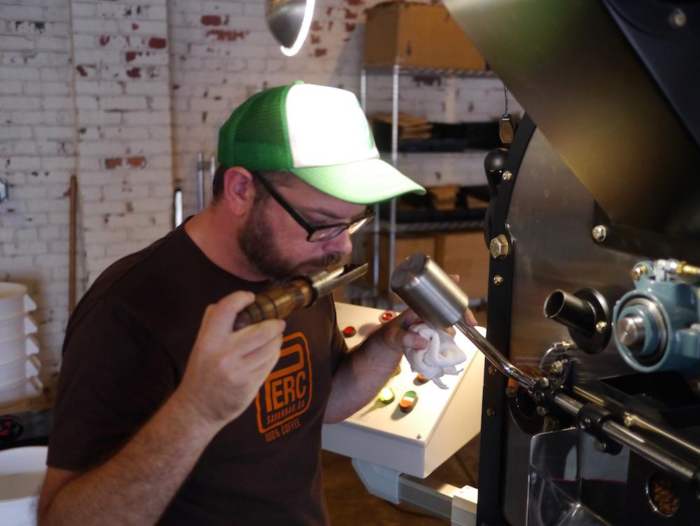 Perc Coffee Roasters: On A Rocket Ship Since 2010