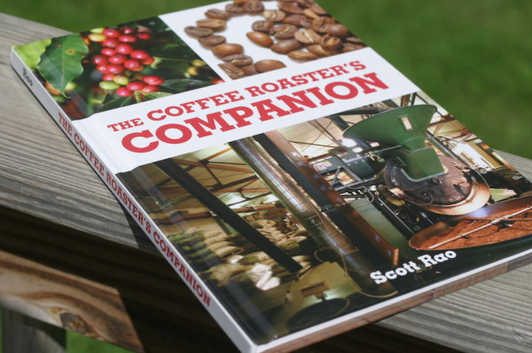 "Light on the Dark Art In Scott Rao's ""The Coffee Roaster's Companion"""