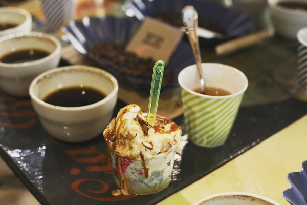 The Secret to the World's Best Gelato Is, Of Course, Great Coffee