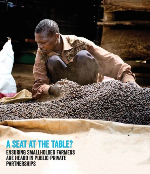 Public-Private Partnerships Failing Smallholders (See Nyeri), Says Fairtrade Foundation