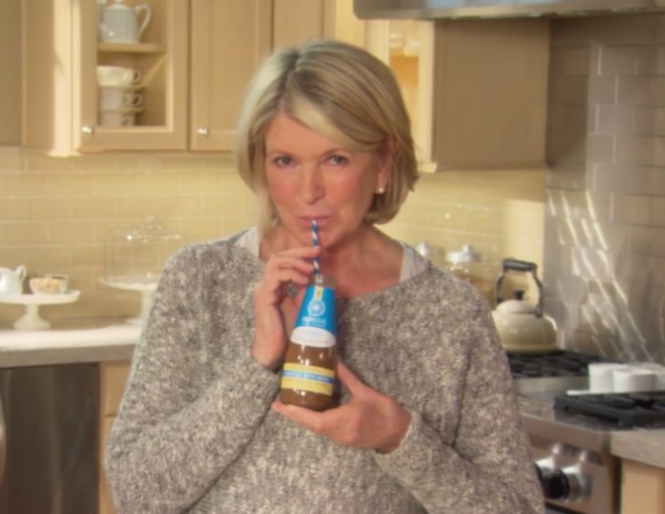 Martha Stewart Puts Name Stamp on New RTD and Pre-Ground Coffee Products