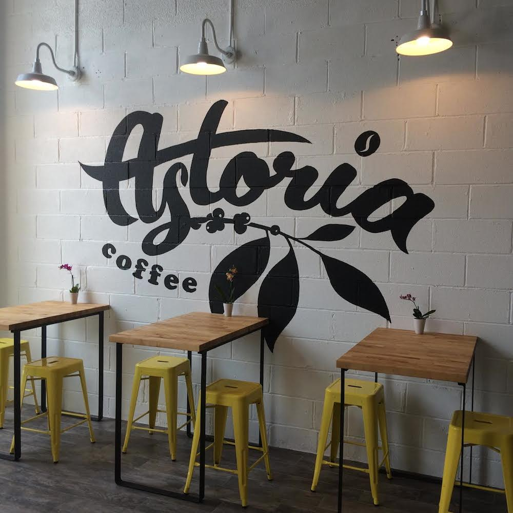 Image result for Astoria Coffee, new york