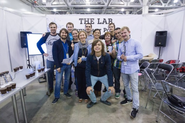 Ten Competitors, Four Days and One Russian Roasting Champion