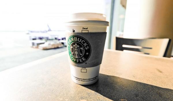 Starbucks delivery service