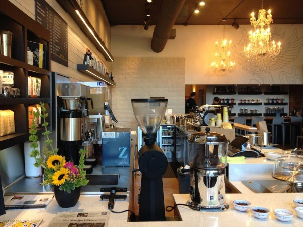 Caffè Umbria Brings Old World Italian Aesthetic to Ballard Outpost