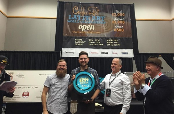 america's best espresso champion