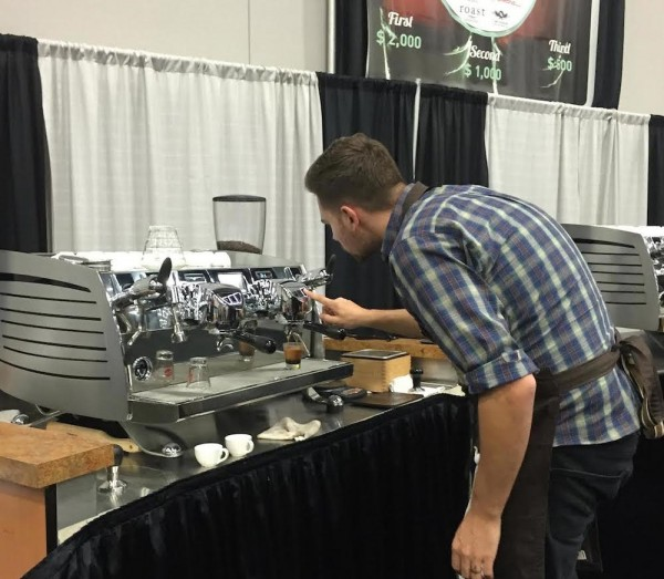"2014 Coffee Fest National Winners and The Making of ""America's Best Espresso"""