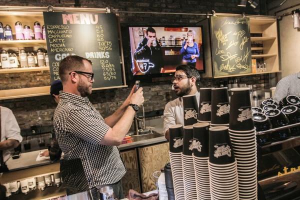 L.A.'s Brand-Focused Pancake Epidemic Opens Numerous Seoul Shops Serving Stumptown