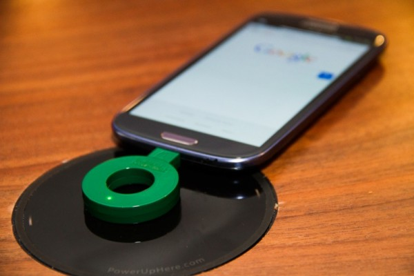 Starbucks Makes Big Play in the Amenities Game with Wireless Charging Rollout