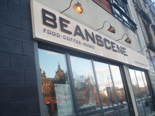 beanscene coffee scotland