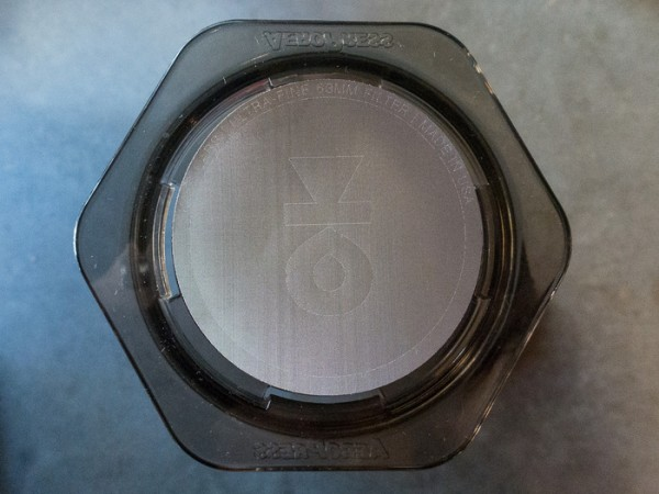 Kohi Labs fabric aeropress filter