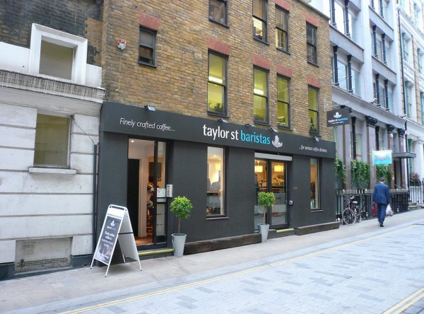 London's Taylor St. Baristas Is Crowd-Funding a $1.8 Million Retail Expansion