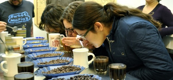 food craft institute coffee course