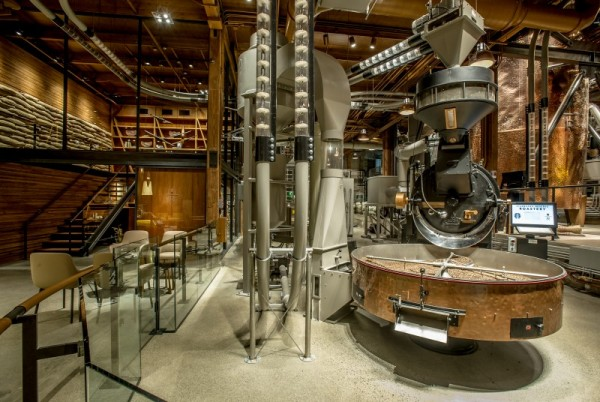 Inside Starbucks' New Reserve Line HQ, A Shrine to Company and Coffee