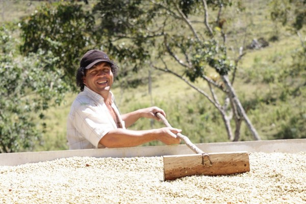 Elias Roa at Finca Tamana