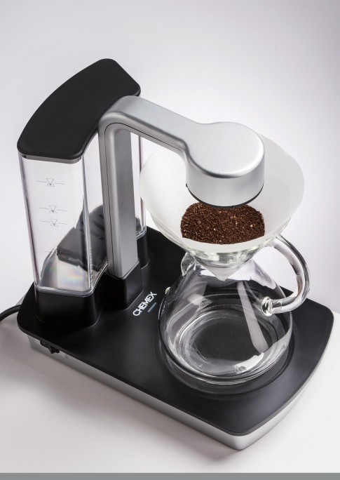 Manual Drip Coffee Maker Chemex : From Manual to Machine, Chemex Unveils the Ottomatic Coffee Brewer Daily Coffee News by ...