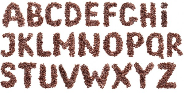Alpha, Bravo, Castillo? A New Coffee Alphabet Looking for an X