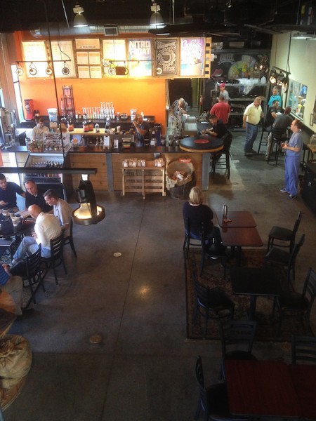 Just Love Coffee Roasters Building First Three Stores in Major Expansion Plan