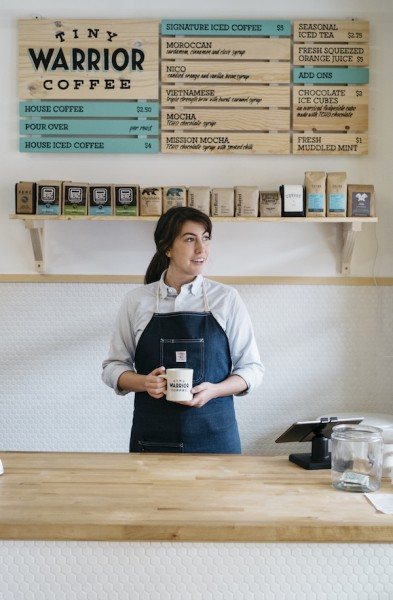 Meet Tiny Warrior Coffee: Throwing Serious Flavor Punches in The Mission