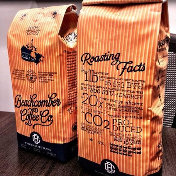 Meet Beachcomber Coffee: Energy-Efficient Roasting in Vancouver