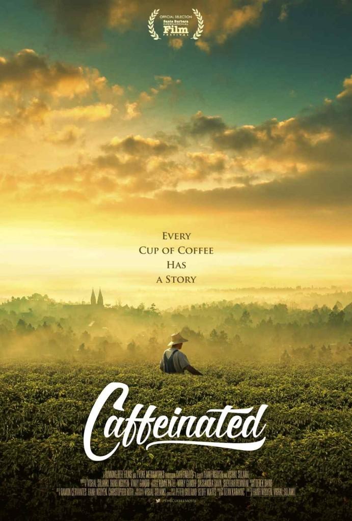 caffeinated movie poster