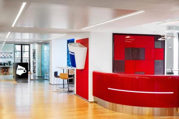 Lavazza US headquarters