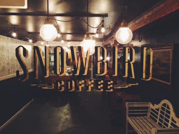 Now Brewing in San Francisco's Inner Sunset: Snowbird Coffee